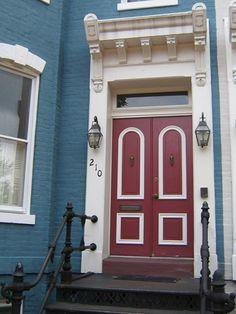 door in Alexandria, VA