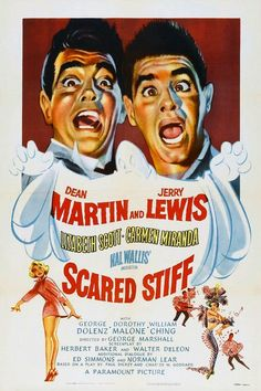 Watch->> Scared Stiff 1953 Full - Movie Online