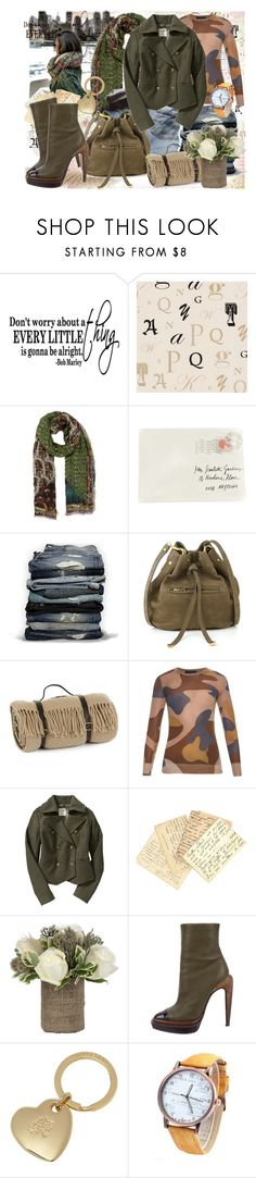 """Old letters"" by tasha1973 ❤ liked on Polyvore featuring Faliero Sarti, Levi's, Moschino, Hollister Co., Jérôme Dreyfuss, Tweedmill, Burberry, Old Navy, Jayson Home and Proenza Schouler"