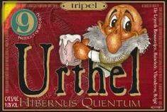 Urthel Hibernus Quentum - Brouwerij De Leyerth, Ruiselede, België. Beoordeling GGOB: 7,0