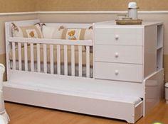 Cot Turns Bed With Dresser - en MercadoLibre- Berço Vira Cama Com Cômoda – en MercadoLibre Cot Turns Bed With Dresser – en MercadoLibre - Baby Bedroom, Bedroom Sets, Kids Bedroom, Ideas Habitaciones, Baby Cribs, Baby Beds, Baby Room Design, Cot, Cozy House