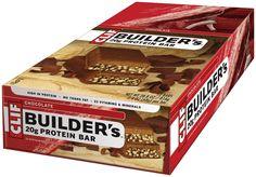 Protein bar, box