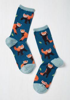 Bear-Cat Testimony Socks