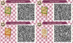 winter path acnl - Google Search