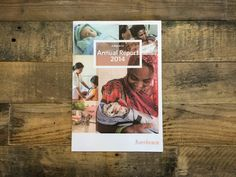A #traditionalmini Annual Report for Embrace, a nonprofit organisation 'committed to advancing maternal and child health by delivering innovative solutions to the world's most vulnerable populations.' Print your own newspaper at newspaperclub.com #newspaperclub