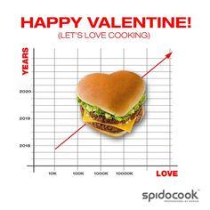 #spidocook #sanvalentino #happyvalentinesday #happyvalentine Salmon Burgers, Hamburger, Cooking, Ethnic Recipes, Food, Kitchen, Essen, Burgers, Meals