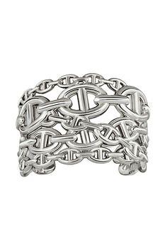 7bd14718fa41 Hermes - Accessories - 2012 Spring-Summer Hermes Jewelry, Hermes Bracelet,  Hermes Ring
