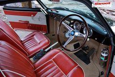 Karmann Ghia Dashboard Karmann Ghia Volkswagen karmann