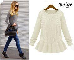 New Fashion Women Sweater Outwear Tops