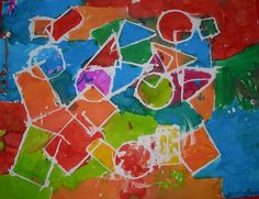 formes géométriques en maternelle
