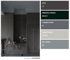 Dark versus Light – Colour Inspiration using Plascon Swatch It
