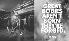 IRON | FITNESS | Los Angeles' Premiere Boutique Gym & Personal Training Facility, and One-on-One Boxing Training.