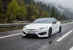 What Do You Think About Prior Design's Tesla Model S?