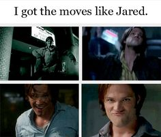 (gif set) Moves Like Jared-- I can do that with my upper lip and nose! LOL!