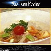 Sup Ikan Pedas