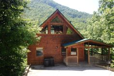 """1br/1ba """"Alone Time"""" SPECIAL!!! - vacation rental in Pigeon Forge, Tennessee. View more: #PigeonForgeTennesseeVacationRentals"""