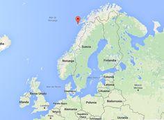 ¿Dónde está Nusfjord? En Noruega, pero muy al norte. Ahí comienza #TodaslasEstrellassonparaTi, la próxima novela de #JosédelaRosa