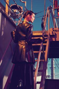 Fashion Trend: La Capitaine | Harper's BAZAAR