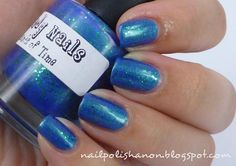 Dandy Nails Hands of Time full size swatched $4