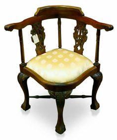 1000 images about muebles para el hogar on pinterest - Sillas chippendale ...