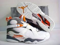 low priced 97a01 61135 White Grey Orange J8 (copped 30 10 14)