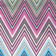 Missoni Home Fabric Kew #50  safariliving.com