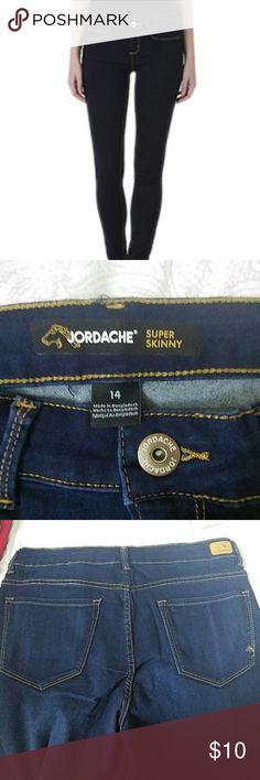 Selling this Jordache | Rinse Super Skinny Jeans on Poshmark! My username is: vgaleman. #shopmycloset #poshmark #fashion #shopping #style #forsale #Jordache #Denim