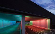 Marstunnel est un tunnel situé à Zutphen (Pays-Bas) dont conception lumière de cet ouvrage à été confiée au Concepteur lumière Hollandais Herman Kuiper pour rendre plus attrayant l'intérieur de ce tunnel routier grâce à l'intégration de projecteurs Led RVB.