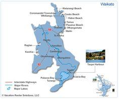 Waikato Holiday Accommodation