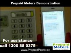 Prepaid Meters Demonstration Pre Paid, Office Phone, Landline Phone, Youtube, Youtubers, Youtube Movies