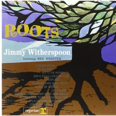 Jimmy Witherspoon & Ben Webster Roots LP Vinil 200gr Analogue Productions Kevin Gray QRP 2011 USA - Vinyl Gourmet