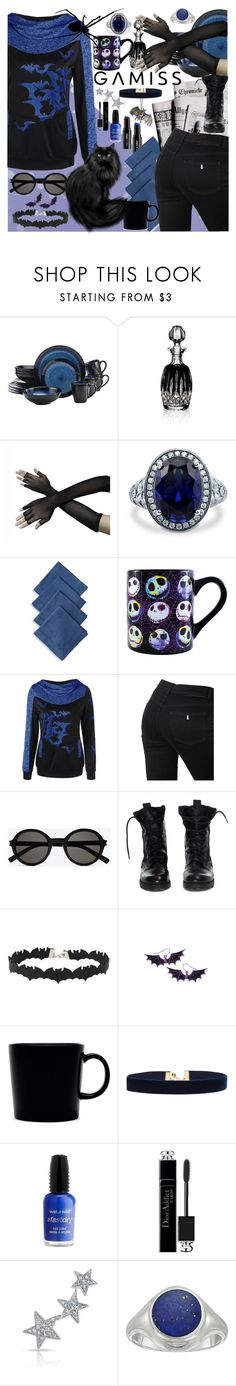 """Gamiss"" by banhary ❤ liked on Polyvore featuring Waterford, BERRICLE, Wet n Wild, Juliska, Disney, 7 For All Mankind, STELLA McCARTNEY, Yves Saint Laurent, Theyskens' Theory and Miss Selfridge"