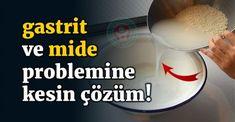 Gastrit ve mide sorunlarından sonsuza dek kurtulun! #gastrit #sağlık #sağlıkhaberleri #health #news