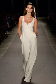 Brandon Maxwell Fall 2017 Ready-to-Wear Collection Photos - Vogue