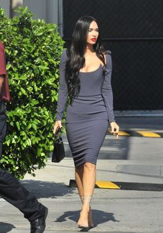 Celebrity Outfits, Celebrity Style, Megan Fox News, Megan Fox Outfits, Fox New Girl, Asian Fashion, Girl Fashion, Megan Fox Hair, Megan Fox Style