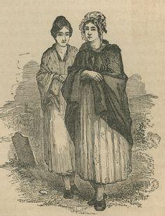 Irish Peasant Women 1868
