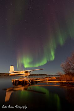 Northern Lights by Jason Pineau, via Flickr