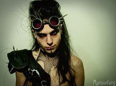 apocalypse punk  by ~MachineFairy on DeviantART