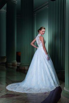 Vestido de Noiva Jasmin 17