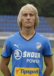 Lukáš Nový for FC VIKTORIA Plzeň