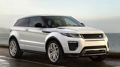Land Rover shows off the 2016 Range Rover Evoque, with LED DRLs, available LED headlights, two new Ingenium diesel engines, and new driver safety features.
