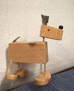 Alter des Geburtstags-kindes - werkraum - Werken mit Holz Kids Woodworking Projects, Wood Projects, Preschool Crafts, Crafts For Kids, Animal Crafts, Wood Toys, Wood Art, Wood Crafts, Birthday Gifts