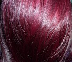wella 55/65 & wella 0/65 beautiful red violet hair color!  Bet this would look great against my pink!!
