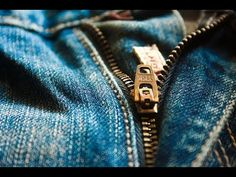 How to Sew a Zipper Fly - YouTube