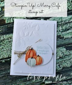 Stampin'Up! Fall Fav Blog Hop with Inking Royalty | InkBig Academy Stamps!
