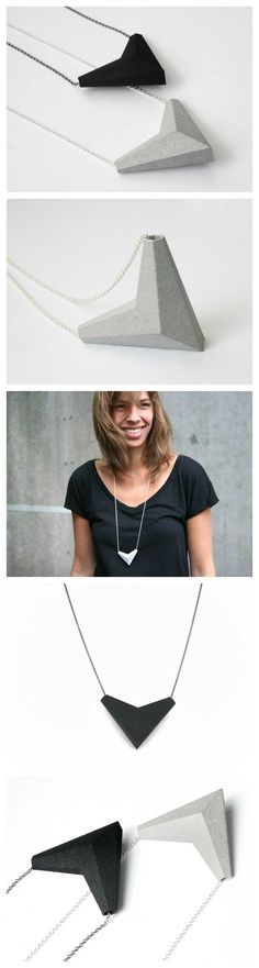 V-Shape Pendant Necklace is a #minimalist, #sophisticated and #stylish #statement piece.