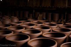Pocillos de greda Chile, Tableware, Modelling Clay, Plant Pots, Dinnerware, Chili Powder, Dishes, Chili, Porcelain Ceramics