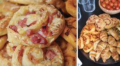 Il y a deux semaines je vous proposais des gourmandises parfaites pour l'apéritif  dans l'article : Gourmandises & Soirée Fille .