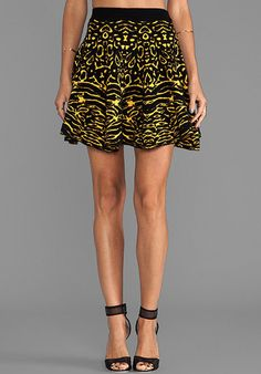 #Revolve Clothing         #Skirt                    #Torn #Ronny #Kobo #Anabella #Skirt #Mustard #from #REVOLVEclothing.com       Torn by Ronny Kobo Anabella Skirt in Mustard from REVOLVEclothing.com                                   http://www.seapai.com/product.aspx?PID=527661
