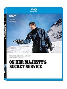 George Lazenby takes over Sean Connery's iconic role and delivers a darker Bond.